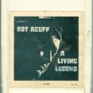 Roy Acuff - A Living Legend 8-track tape
