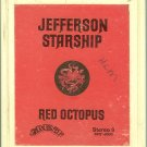 Jefferson Starship - Red Octopus 8-track tape