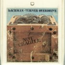 Bachman-Turner Overdrive - Not Fragile 8-track tape