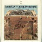 Bachman-Turner Overdrive - Not Fragile 8-track tape