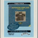 Jefferson Airplane - Flight Log 8-track tape