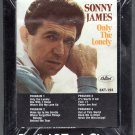 Sonny James - Only The Lonely 1969 CAPITOL Sealed 8-track tape
