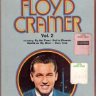 Floyd Cramer - The Best Of Volume II Sealed 8-track tape