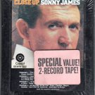Sonny James - Close-Up 1969 CAPITOL Sealed 8-track tape
