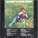 Johnny & Jonie Mosby - Hold Me Sealed 8-track tape