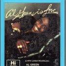 Al Green - Is Love 8-track tape