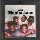 The Manhattans - Manhattans 8-track tape