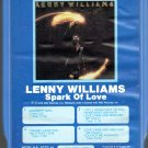Lenny Williams - Spark Of Love 8-track tape