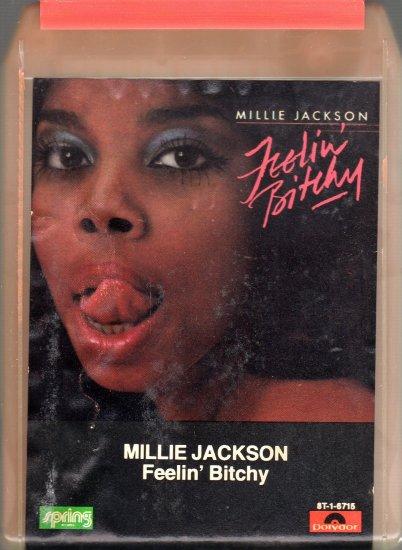 Millie Jackson - Feelin' Bitchy 8-track tape