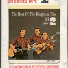 The Kingston Trio - The Best Of Volume 2 Sealed 1965 8-track tape