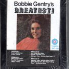 Bobbie Gentry - Greatest ! Sealed 8-track tape