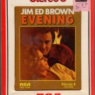 Jim Ed Brown - Evening Sealed 8-track tape