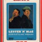 Lester Flatt & Mac Wiseman - Lester N' Mac Sealed 8-track tape