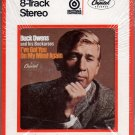 Buck Owens And His Buckaroos - I've Got You On My Mind Again Sealed 8-track tape