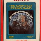 The Nashville String Band - World's Greatest Melodies Sealed 8-track tape