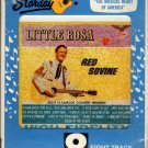 Red Sovine - Little Rosa 1965 STARDAY Sealed L55-341 8-track tape