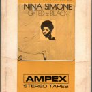 Nina Simone - Gifted And Black ( Ampex ) 8-track tape