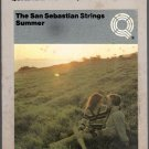 The San Sebatian Strings - Summer ( Quadraphonic ) 8-track tape