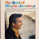Waylon Jennings - The Best Of Sealed 8-track tape