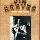 Jim Reeves - Writes You A Record Sealed 8-track tape
