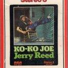 Jerry Reed - Ko-Ko Joe Sealed 8-track tape