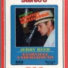 Jerry Reed - Nashville Underground Sealed 8-track tape