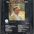 Charlie Louvin - The Kind Of Man I Am Sealed 8-track tape