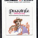 Andre Kostelanetz - Puccini's Greatest Hits Sealed 8-track tape