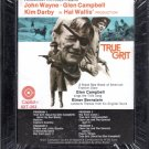 True Grit - Original Motion Picture Score Sealed 8-track tape