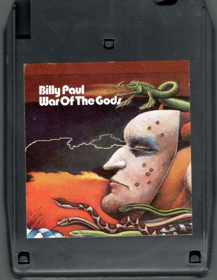 Billy Paul - War Of The Gods Quadraphonic 8-track tape