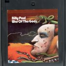 Billy Paul - War Of The Gods Quadraphonic 8-track tape
