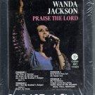 Wanda Jackson - Praise The Lord Sealed 8-track tape