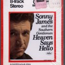 Sonny James - Heaven Says Hello Sealed 8-track tape