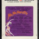 No, No, Nanette - Original Cast Recording Sealed 8-track tape