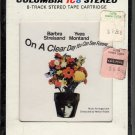 On A Clear Day You Can See Forever - Original Soundtrack Recording Sealed 8-track tape