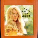 Lynn Anderson - The World Of A36 8-track tape