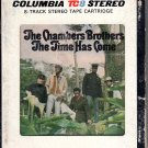 The Chambers Brothers - The Time Has Come 8-track tape