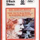Sir Adrian Boult - Tchaikovsky's Ballet The Nutcracker and Sleeping Beauty Sealed 1967 8-track tape