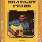 Charley Pride - Charley Pride 1966 RCA 8-track tape