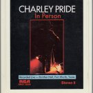Charley Pride - Recorded Live In Person 8-track tape