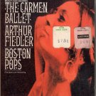 Arthur Fiedler / Boston Pops -  Bizet - Shchedrin; The Carmen Ballet Sealed 8-track tape