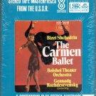 Bolshoi Theater Orchestra - Bizet Shchedrin - The Carmen Ballet Sealed 8-track tape
