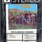 The Bluegrass Kinsmen - The Bluegrass Kinsmen Sealed 8-track tape