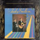 Stanley Brothers - I Saw The Light ( Gusto - Bluegrass ) Sealed 8-track tape