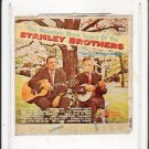 Stanley Brothers - The Mountain Music Sound Of  ( Starday L-55-201 Bluegrass ) 8-track tape