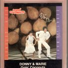 Donny & Marie Osmond - Goin' Coconuts 8-track tape