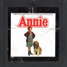 Annie - Original Motion Picture Soundtrack 1982 8-track tape