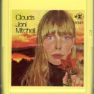 Joni Mitchell - Clouds 8-track tape