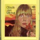 Joni Mitchell - Clouds 8-track tape