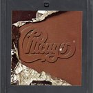 Chicago - Chicago X 8-track tape